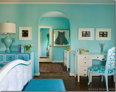 DesignTies: Hooked on… turquoise!