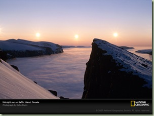 baffin-island-sun-national geographic