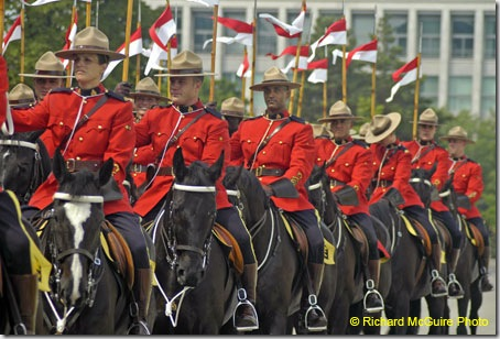 Moose, Mounties & Muskeg - Images of Canada