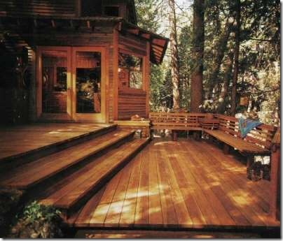 deck forest desck design pictures