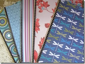 craft pant notebooks