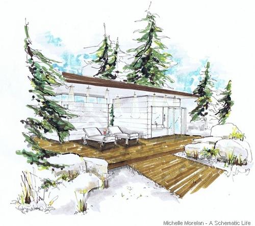 michelle cabin