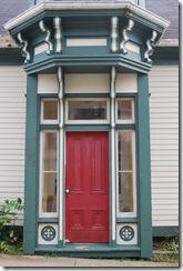 door red