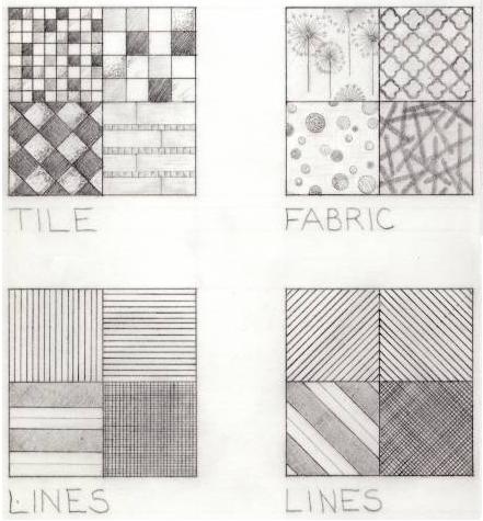 textures C