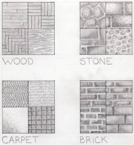 textures A