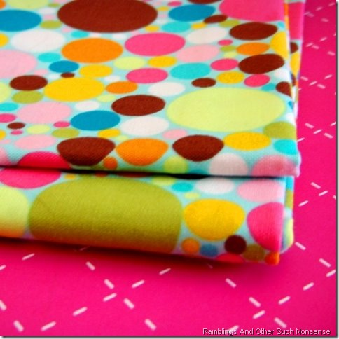 PolkaDotFabric ramblings and other such nonsense