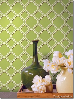 wallpaper zuniga interiors