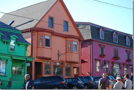 lunenburg colourful buildings RS