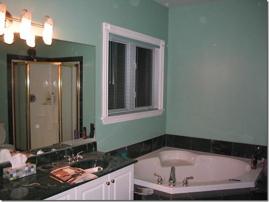 tub corner