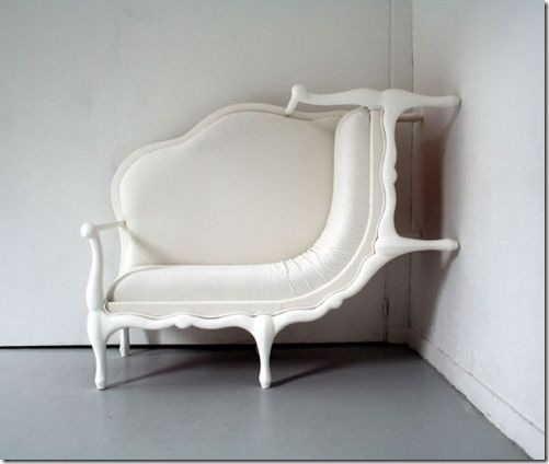 canape-crawl-up-the-wall-chair parcours sait germaine