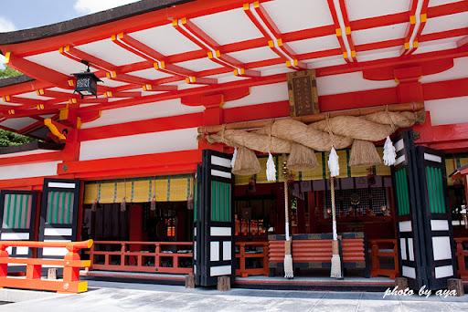 熊野速玉大社の拝殿