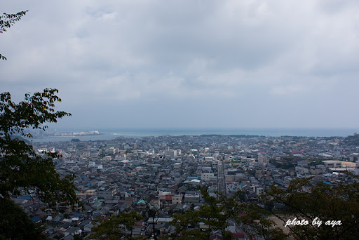 神倉神社から見える絶景?