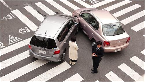 حادث مروري في اليابان