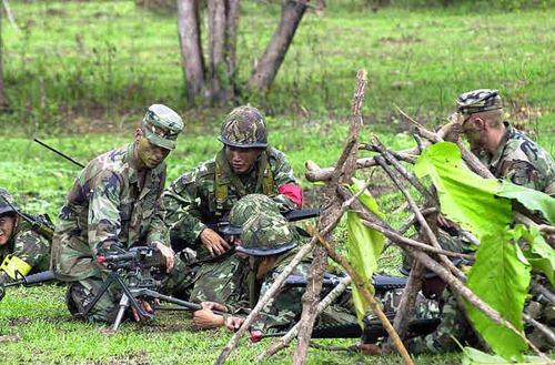 الجيش التايلاندي