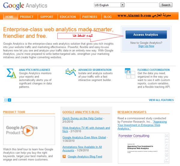 google analytics احصائيات قوقل