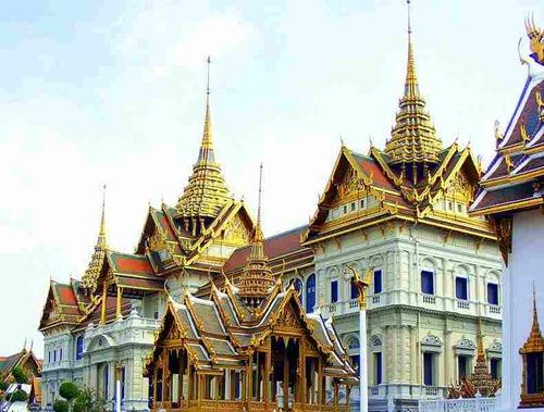القصر الملكي في بانكوك