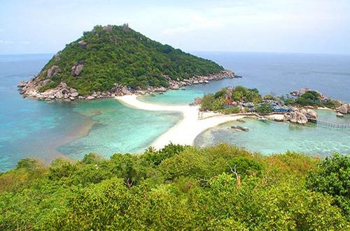 جمال الطبيعة في ماليزيا