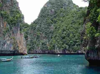 جزيرة phi phi 3