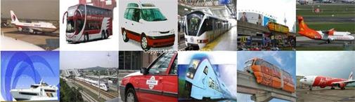 النقل في ماليزيا