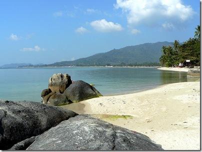 جزيرة ساموي التايلندية