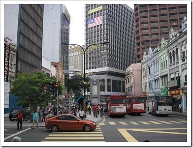 العالصمة الماليزية