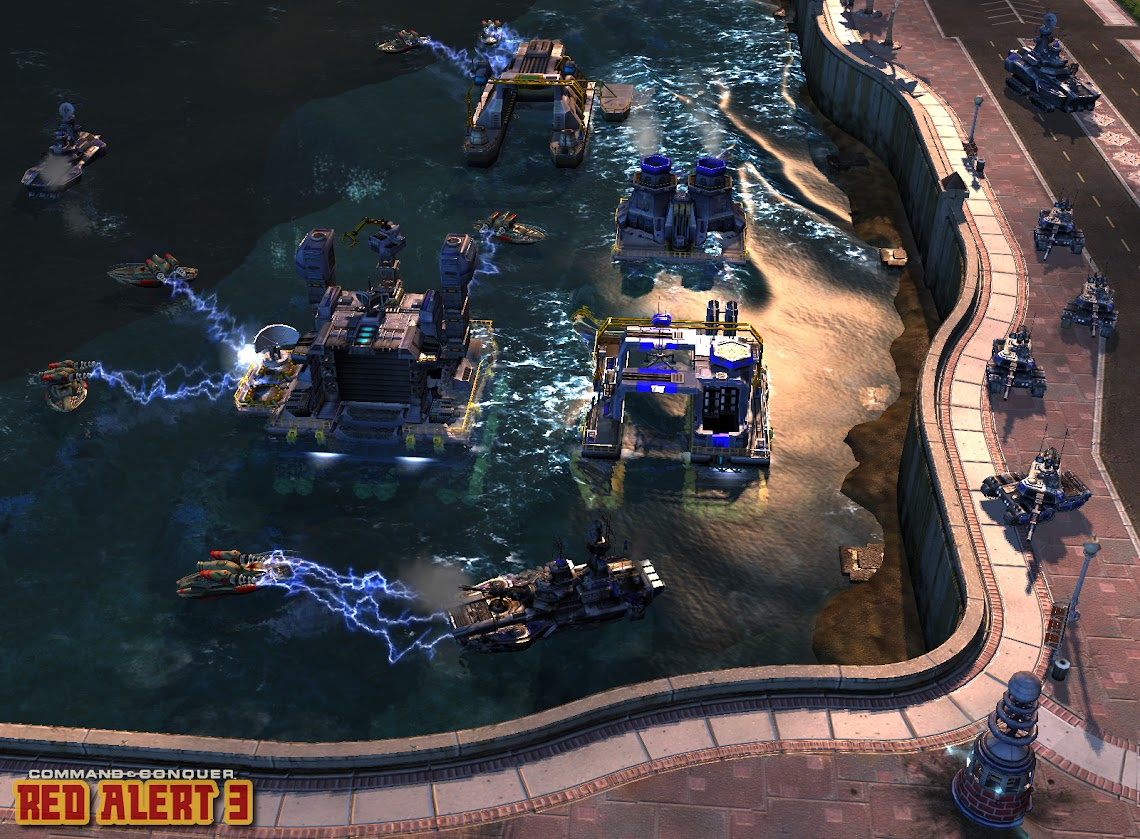 Red Alert 3 exposed, beta announced