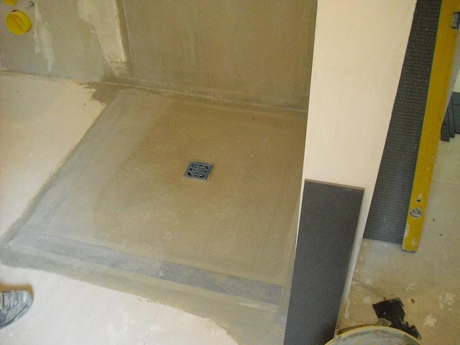 Ebenerdige Dusche Keller : das Fertighaus Forum ? Thema anzeigen – bodentiefe Dusche – Wetroom