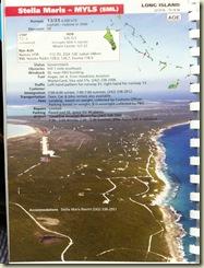Stella Maris - Bahams Pilot Guide