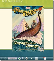 Click to Read Voyage with the Vikings