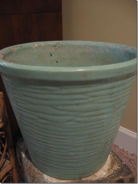 Aqua planter