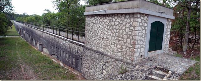 aqueduc de la Vanne Panorama