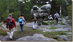 Sphinx de Franchard