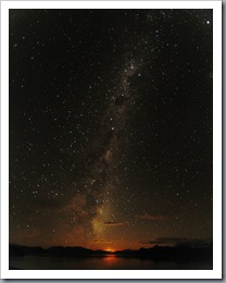 Milky way pano2