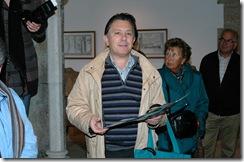 Antonio Asensi, presidente de Amigos do Casco Histórico de Betanzos