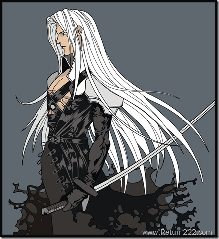 Sephiroth_by_pifka