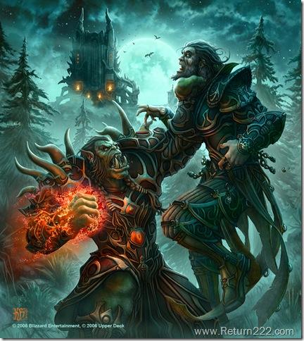 Orc_Warlock_by_kerembeyit