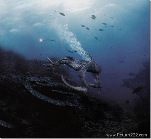 water_creature_3_wip_by_Ernie_Shackelton
