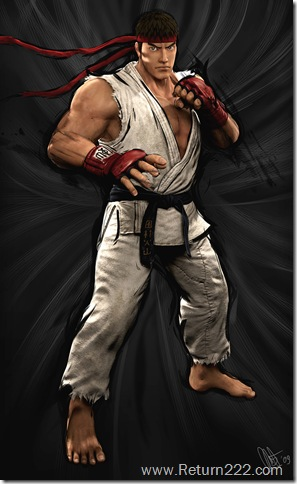 RYU_by_3dsquid