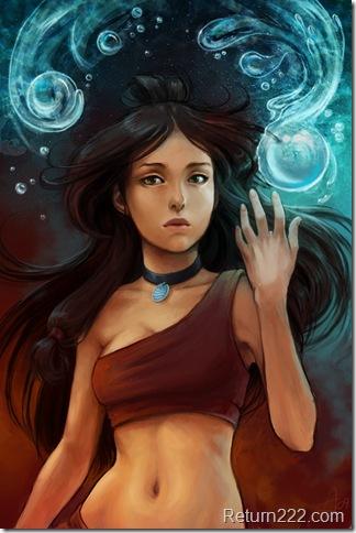 The_Waterbender_by_depingo