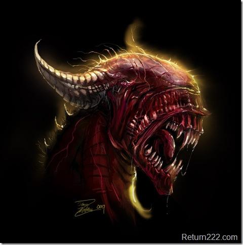 Grim_demon_by_LordHannu