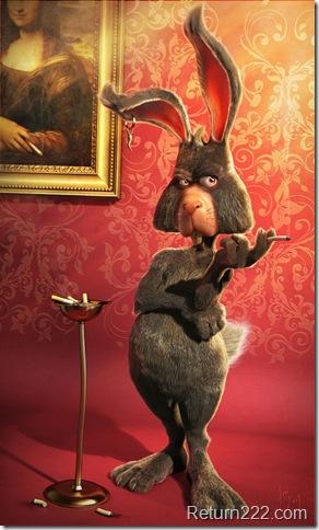 Le_Rabbit_by_JoseAlvesSilva