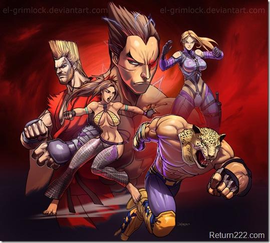 Tekken_by_el_grimlock