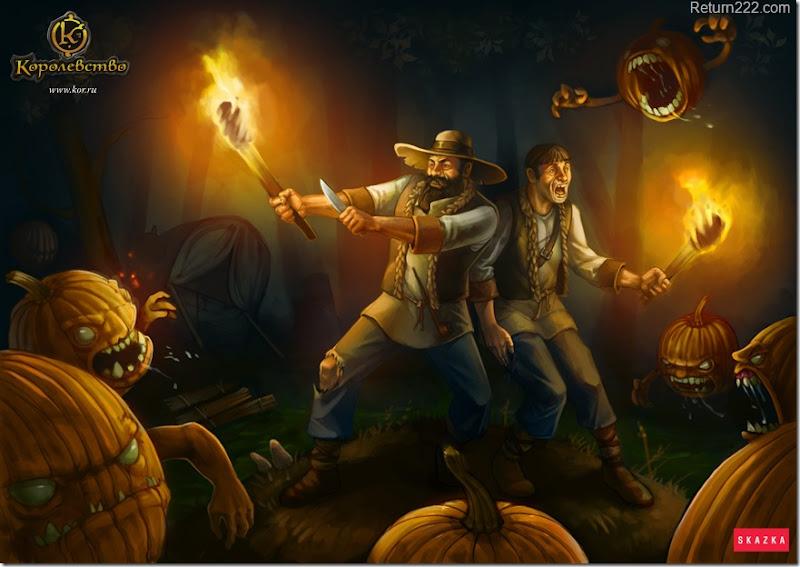 Pumpkin_swamp_by_Gimaldinov