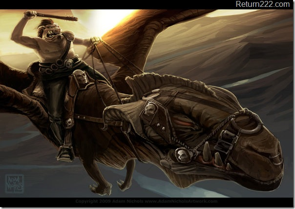 Fudgehogg_and_Dragons_by_Autaux
