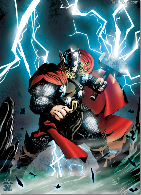 THOR_by_ANDREA11179