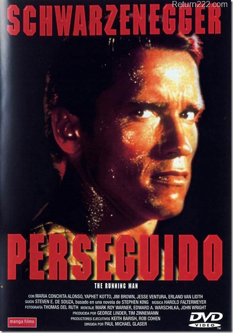 Perseguido-The-Running-Man-Frontal-solo