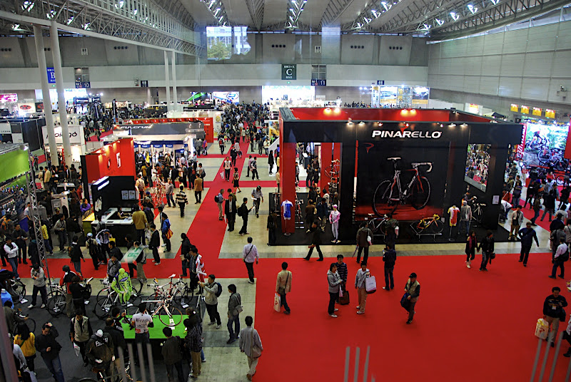 CYCLE MODE international 2008 was very expansive