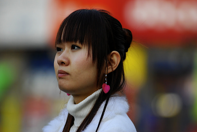 The best possible hairstyle for a young Japanese woman?