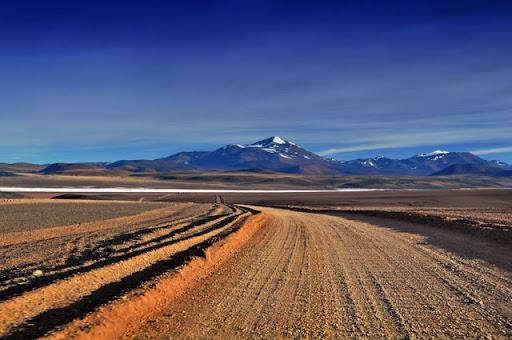Caminho a Corona del Inca