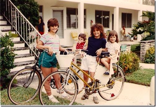 West Palm Beach bike riding